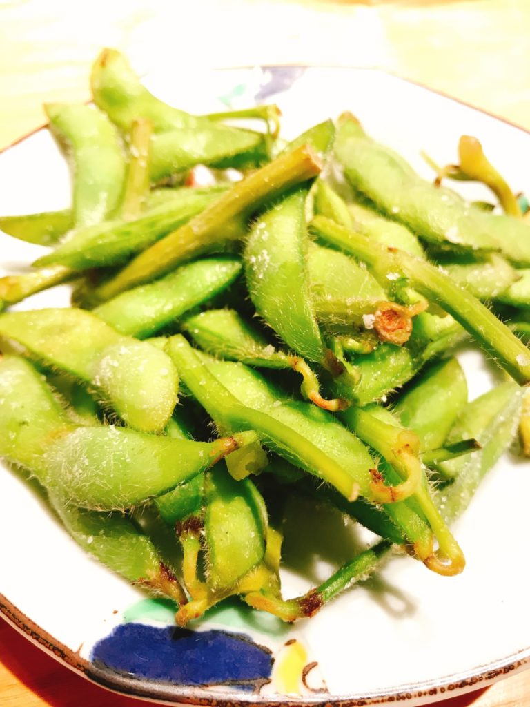 笑壺 枝豆