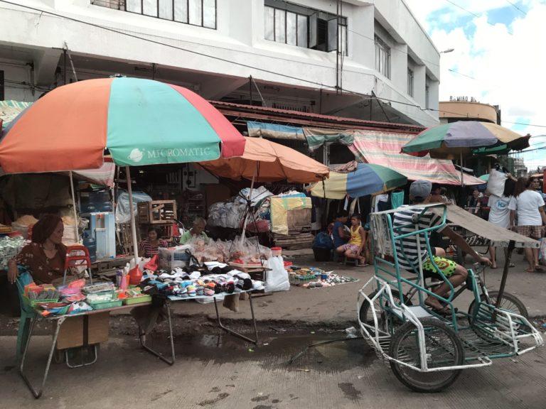 セブ島カルボンマーケット